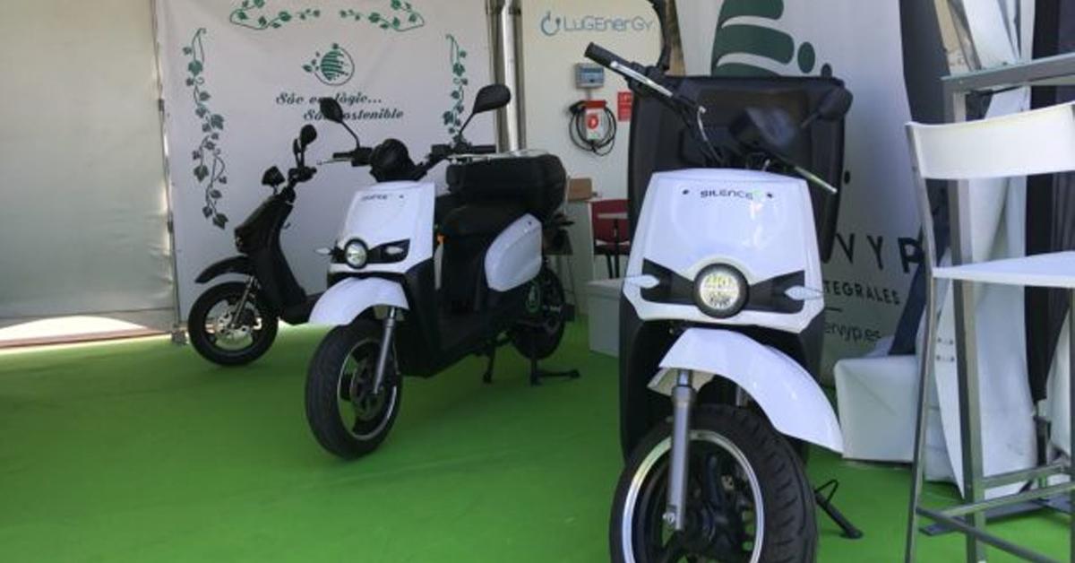 feria motos electricas