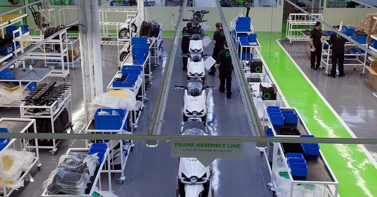 Silence, la marca de vehículos eléctricos más vendida en España