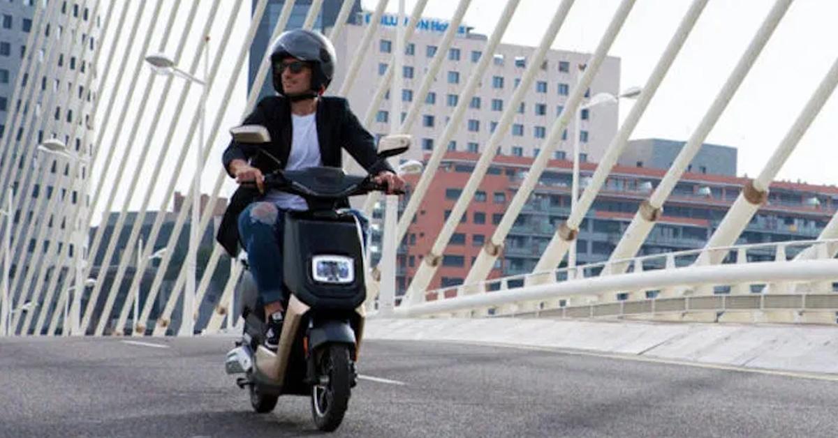 ¡Novedad! NEXT NX1 llega a Motos Eléctricas Valencia
