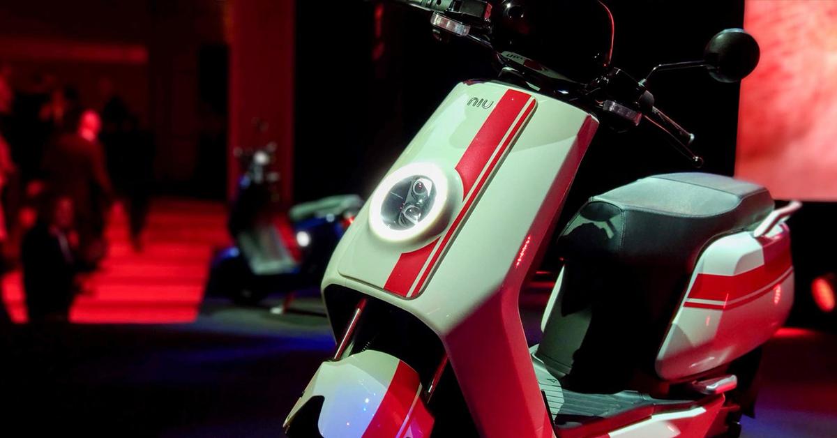 Motos eléctricas NIU. Series y características.