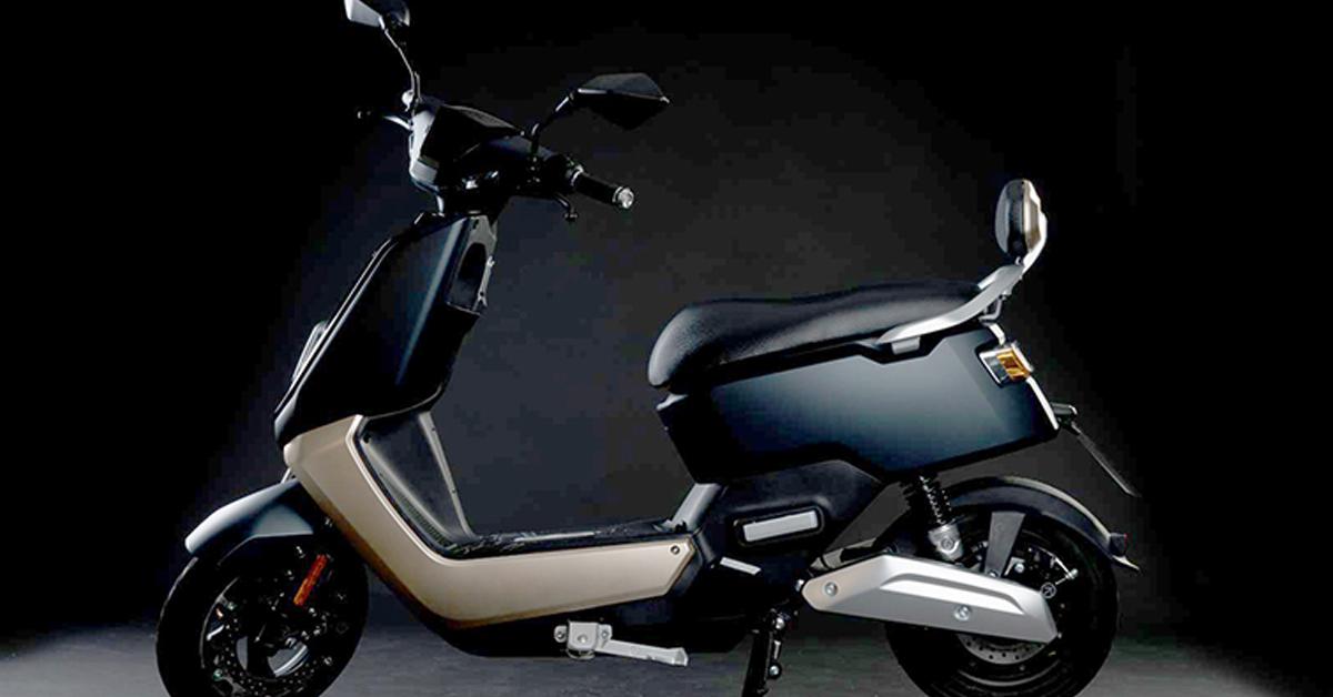 moto electrica next