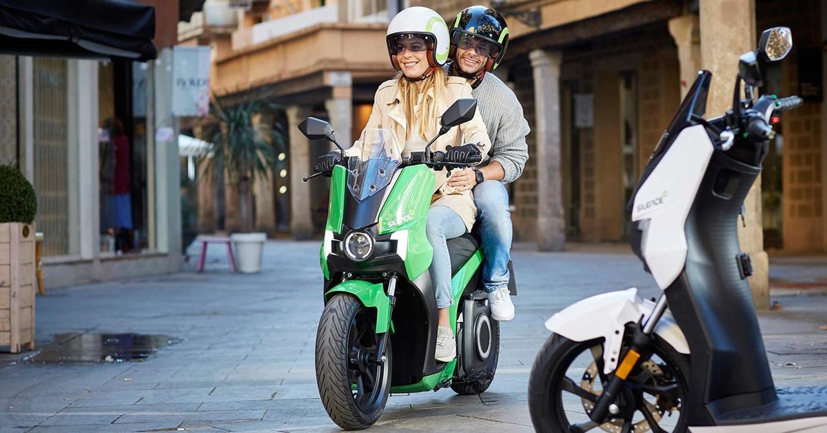Las mejores motos eléctricas para moverse por Valencia