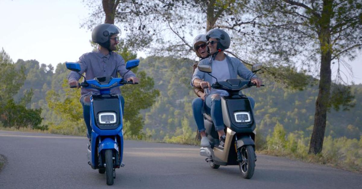 mantenimiento de las motos electricas
