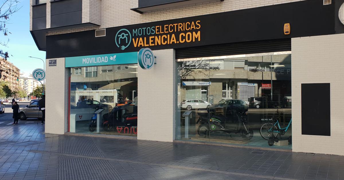Primera tienda exclusiva de motos eléctricas en Valencia