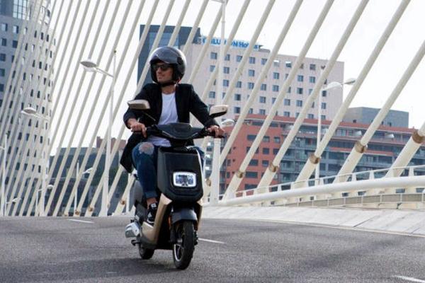 duracion autonomia moto electrica