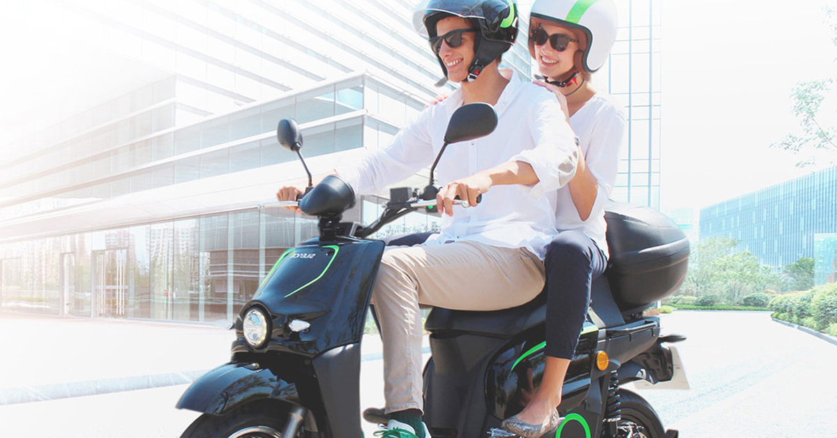 ventajas conducir moto electrica