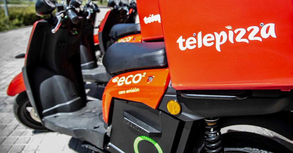 Los mejores modelos de motos eléctricas para reparto Delivery