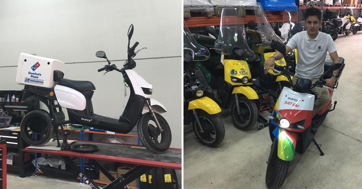 taller reparacion motos electricas valencia