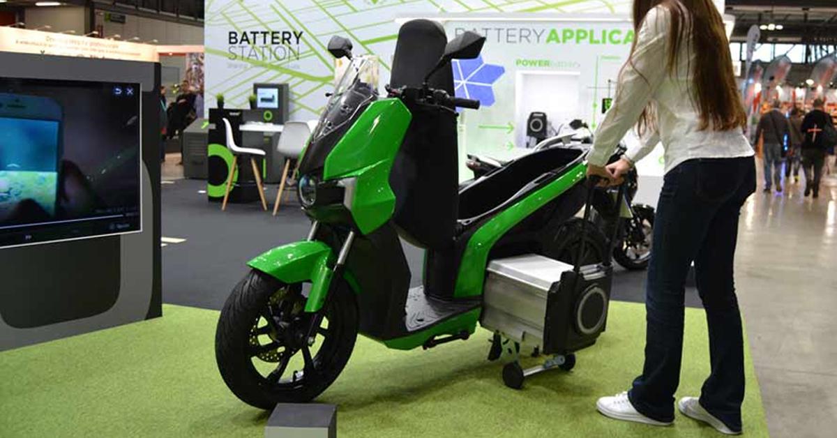motos electricas bateria extraible