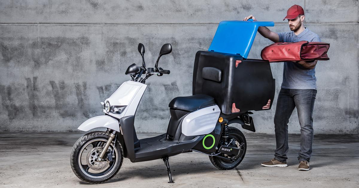 Motos eléctricas Delivery para la Hostelería en Valencia ¡Amplia tus oportunidades!