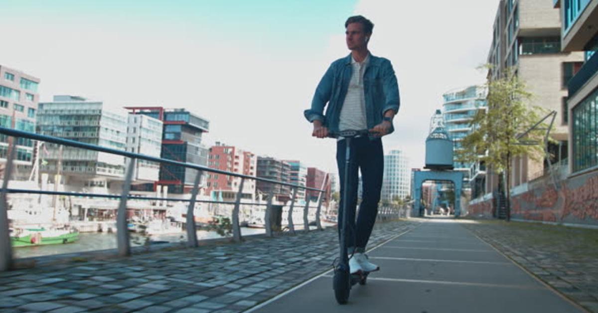 Patinetes y bicis eléctricas para moverte por tu ciudad
