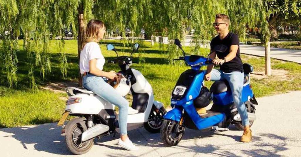 alquiler o compra moto electrica