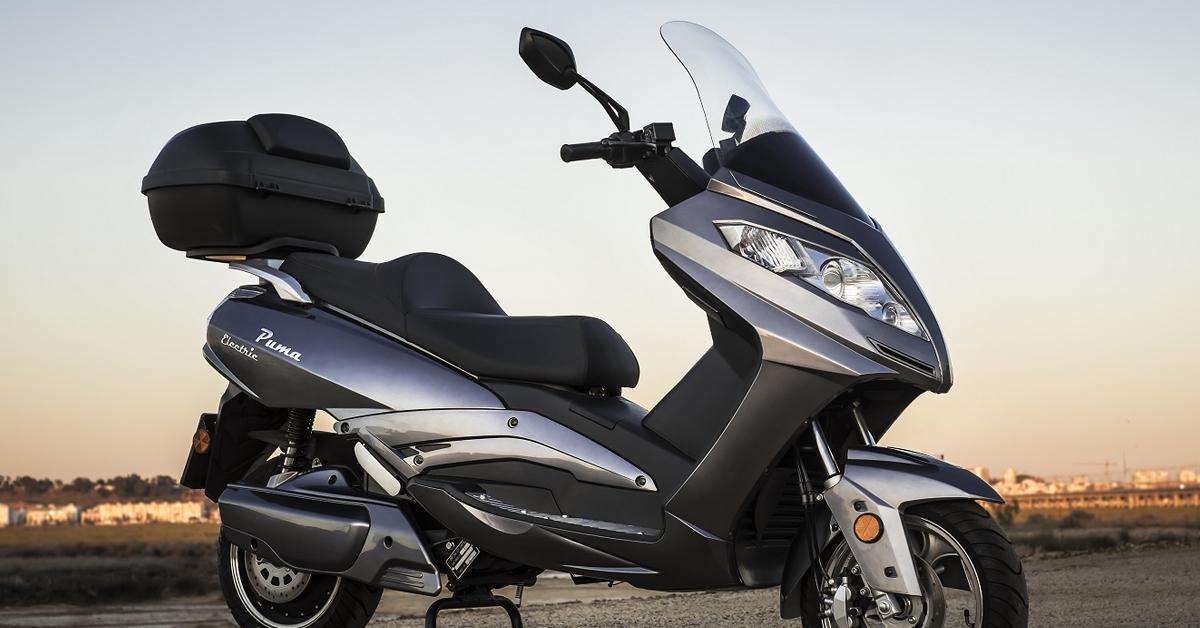 ¡Nuevas motos eléctricas EFUN en Valencia!
